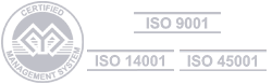 ISO CERTIFICATIONS GBSS